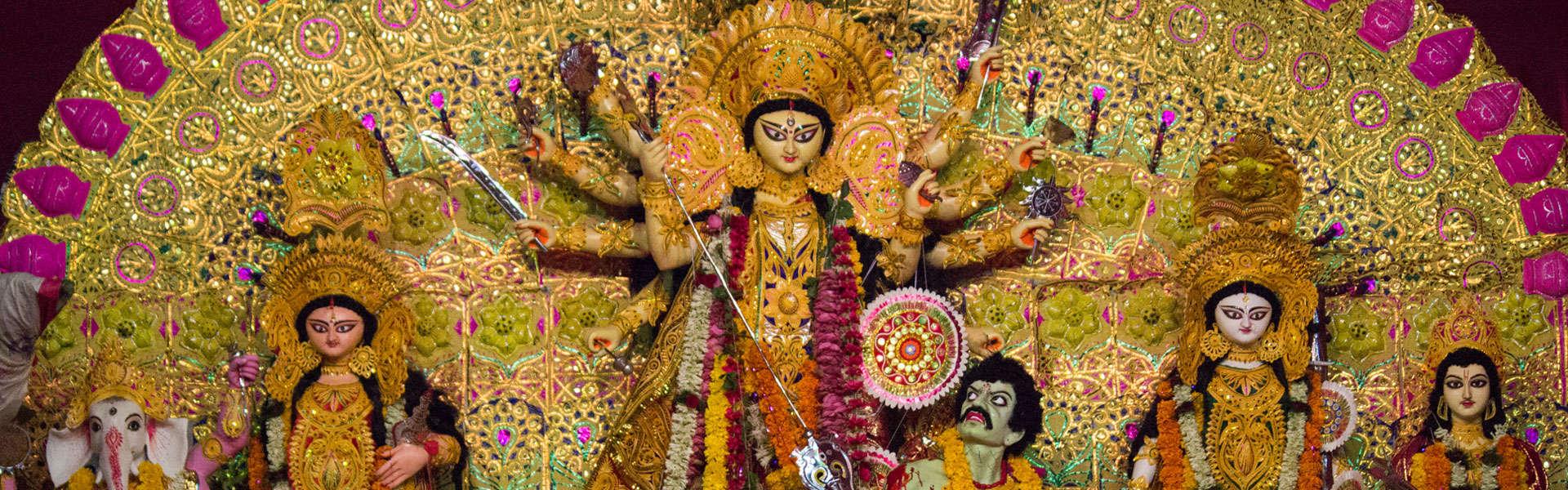 Navi Mumbai's Best Durga Pujas 2016