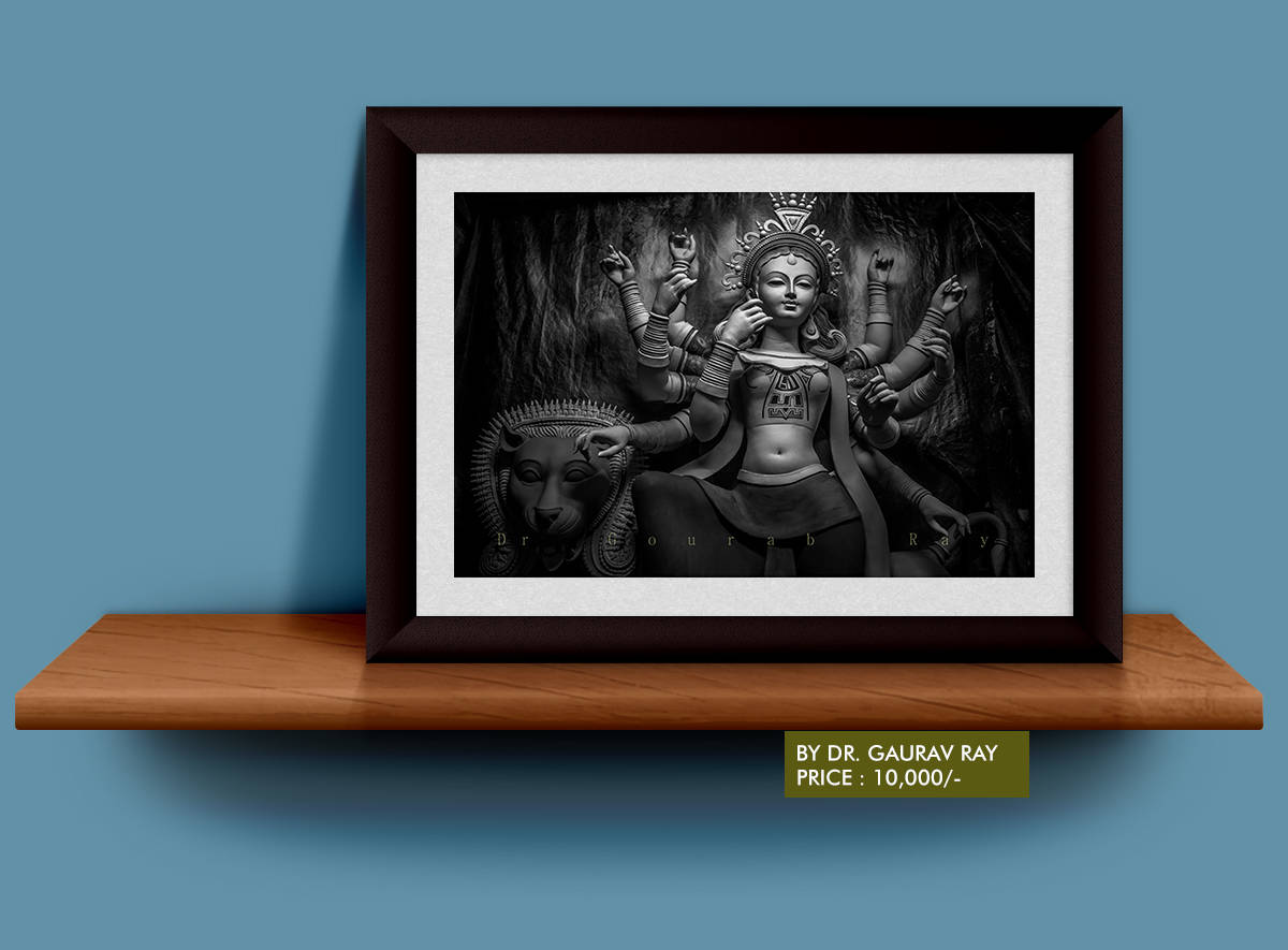 Andharer Moddhe Alor Resh By Dr Gaurav Ray