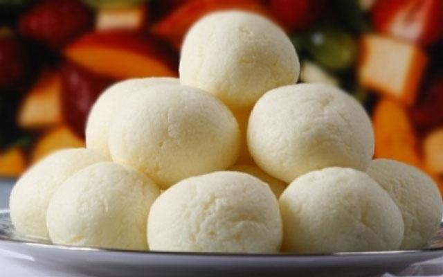 Bengali sweet rasagolla