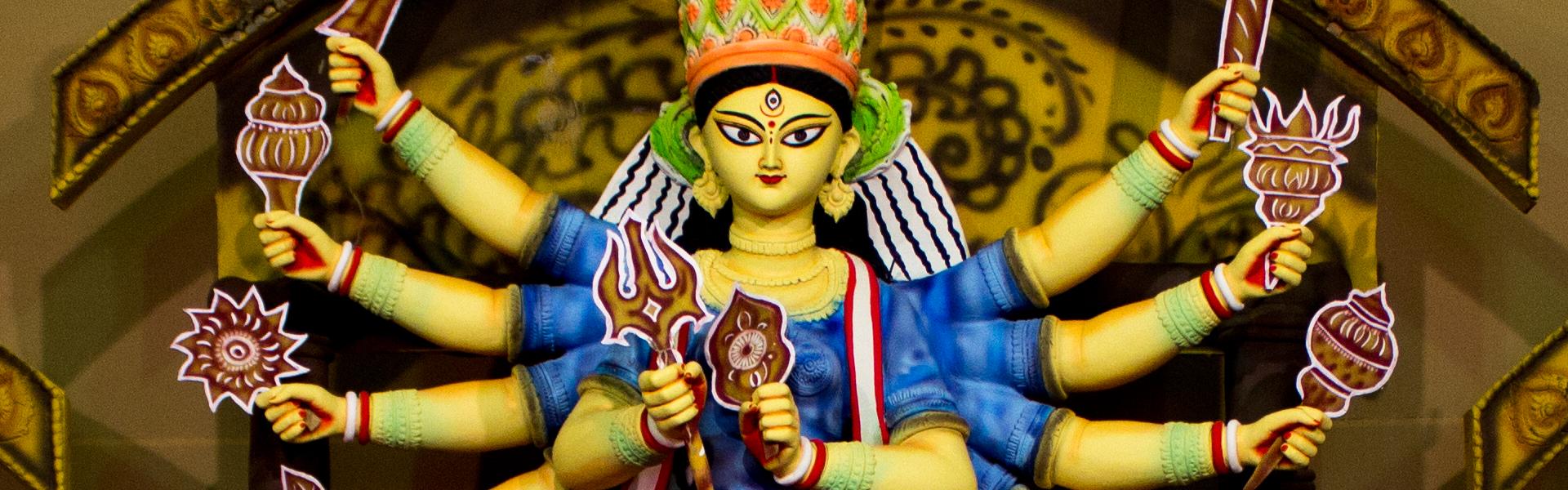 VCA Durga pratima 2016